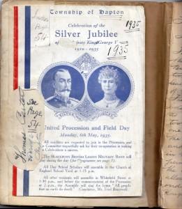 Page 1 Silver Jubilee